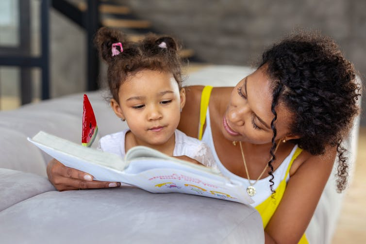 Cómo desarrollar el vocabulario de su niño: 7 formas