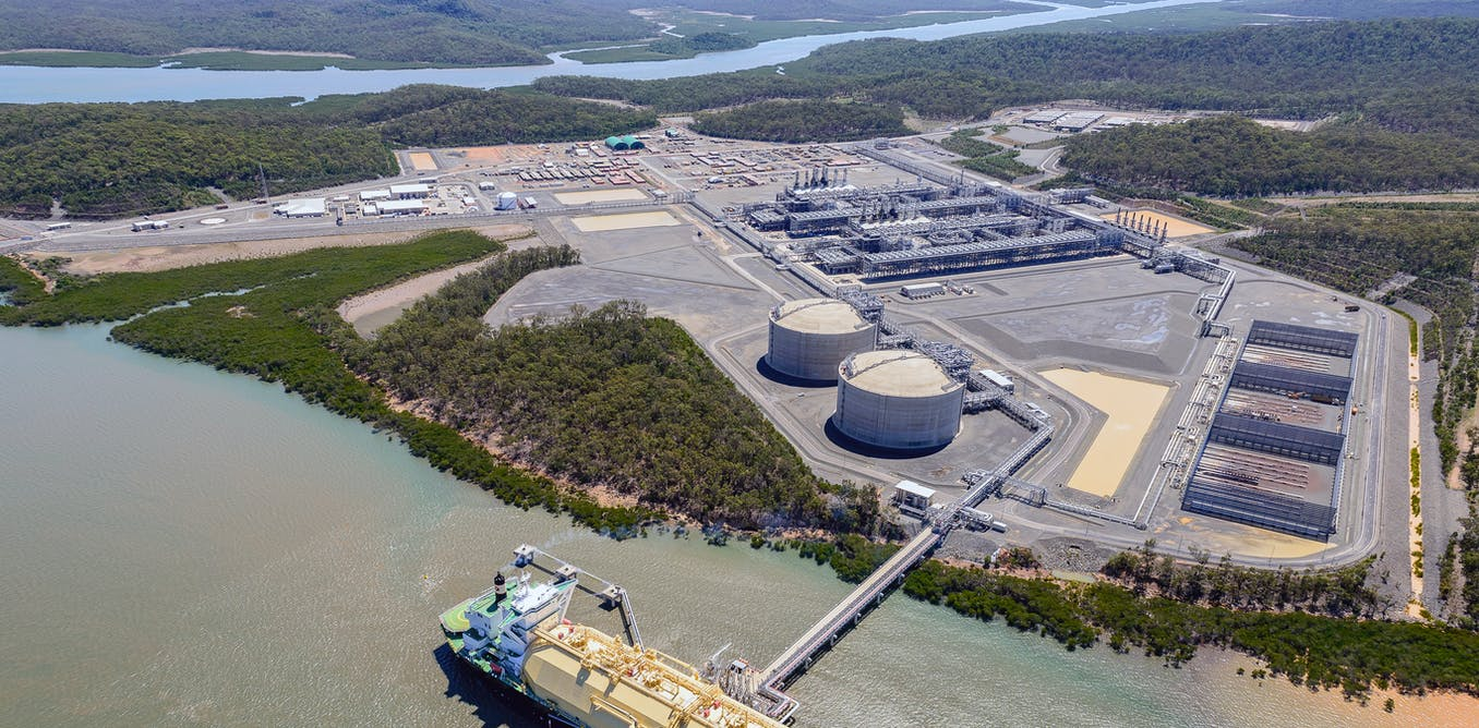 Australia's energy exports increase global greenhouse emissions, not decrease them