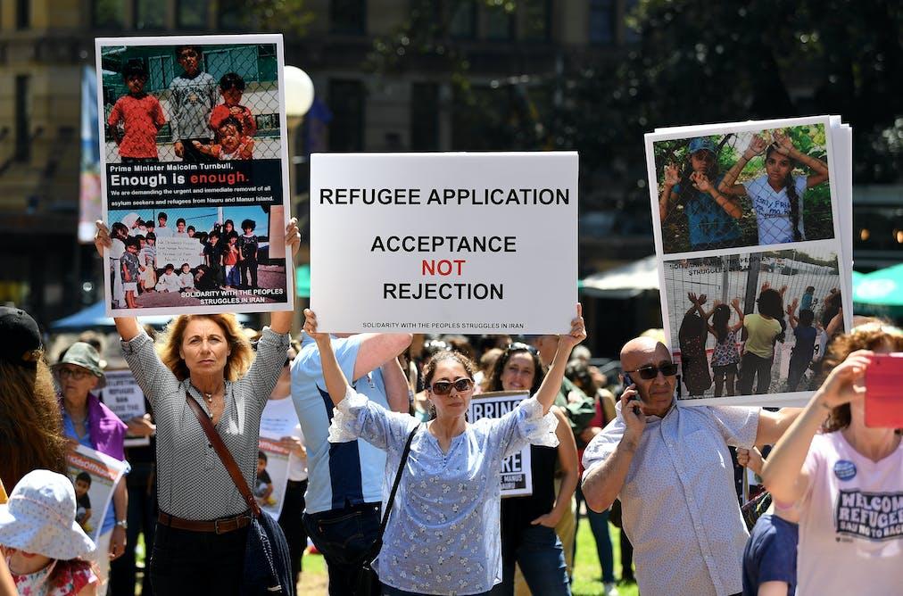 Australia's asylum seeker policy history: a story of