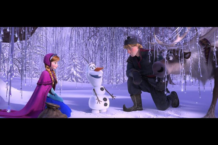 Frozen was our most important feminist film but the sequel won't have the same impact