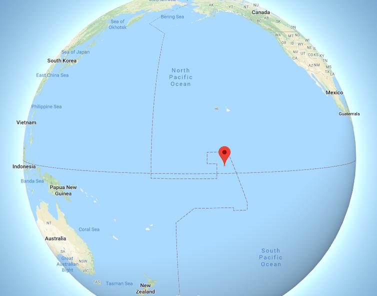 The atomic history of Kiritimati – a tiny island where ity ... on oceania island map, fiji island map, niue island map, nikumaroro island map, santiago island map, azores island map, manila island map, islands of kiribati map, soberania national park map, kosrae island map, adelaide island map, kingman reef island map, auckland island map, rome island map, baker island map, winnipeg island map, taipei island map, rarotonga island map, efate island map, darwin island map,