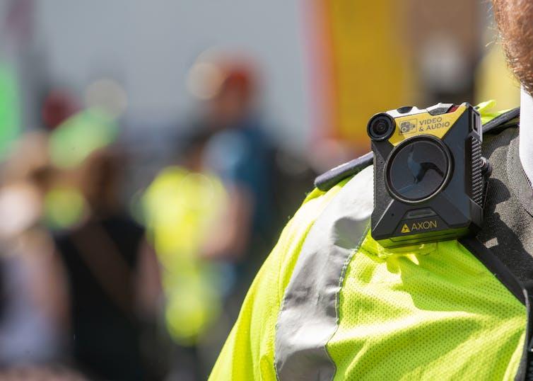 body surveillance cameras