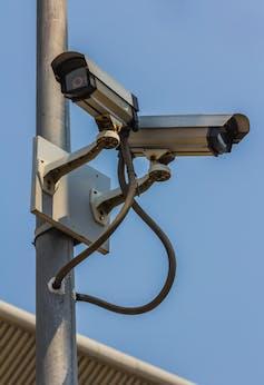 facial recognition surveillance cameras