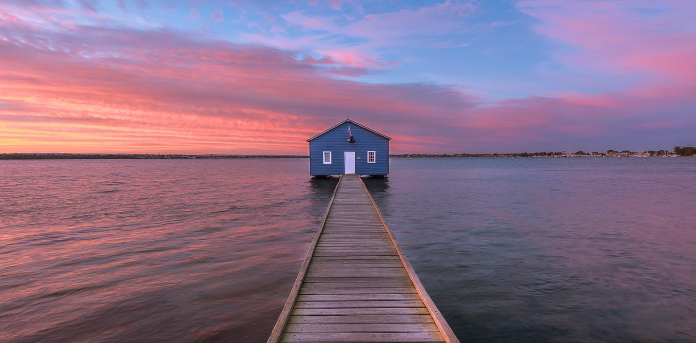 How a humble Perth boathouse became Australia's most unlikely tourist attraction