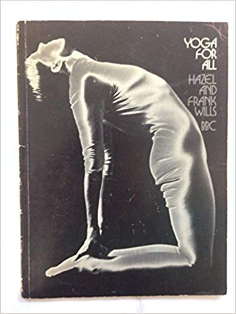 Yoga for All by Frank and Hazel Wills. Credit: Amazon