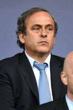 Michel Platini in 2014 | Joe Giddens/PA Images