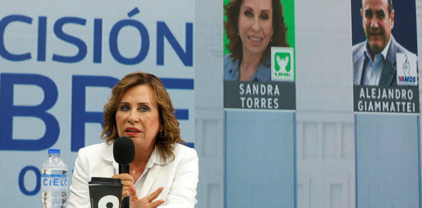 Corruption triumphs in Guatemala's presidential election