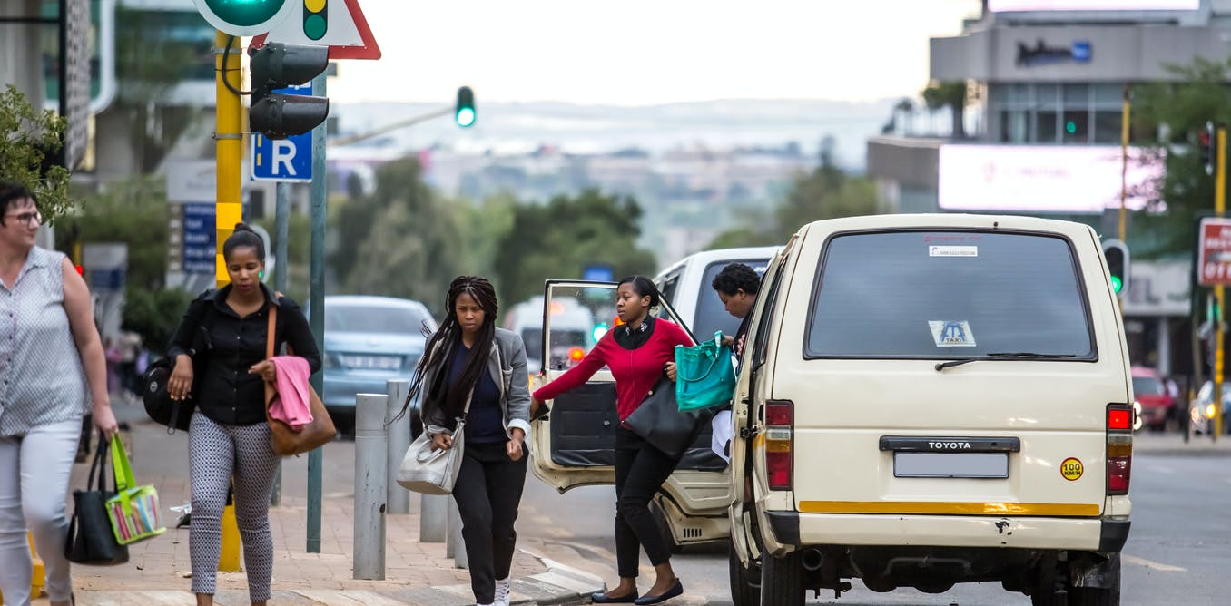 What could help young people find jobs in South Africa?