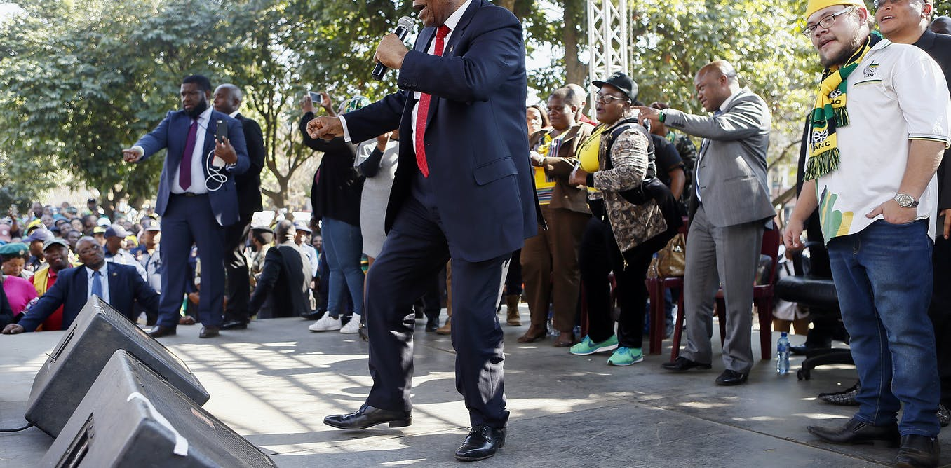 How Pentecostalism explains Jacob Zuma's defiance and lack of shame