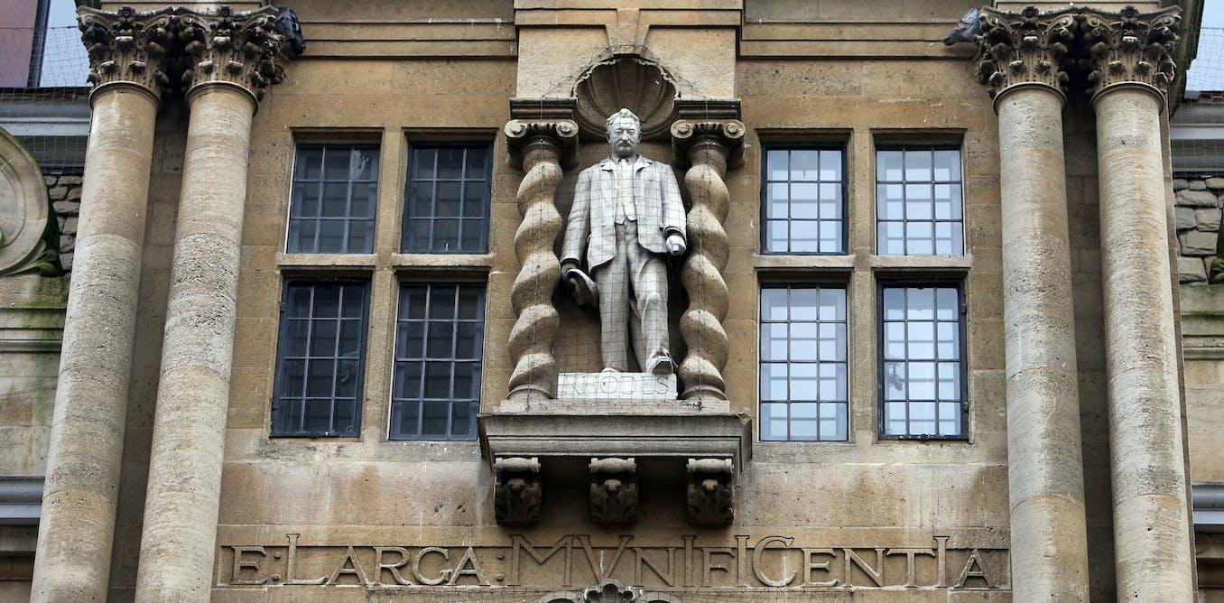 Extent of institutional racism in British universities revealed through hidden stories