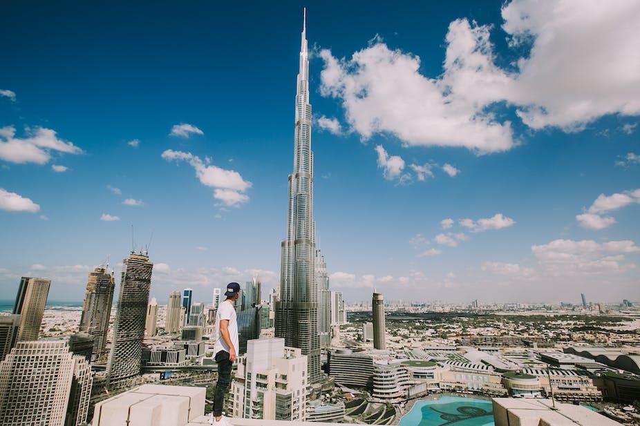 rencontres britanniques à Dubaï