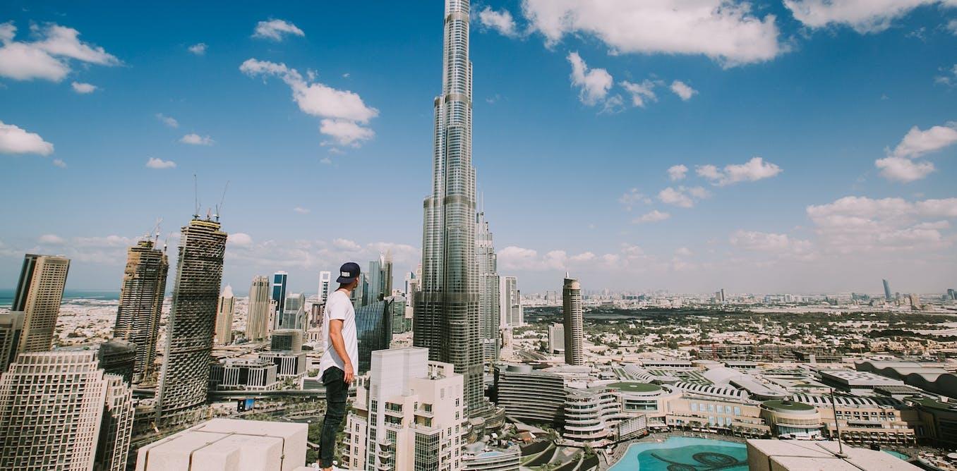 Se vendre comme occidental à Dubaï