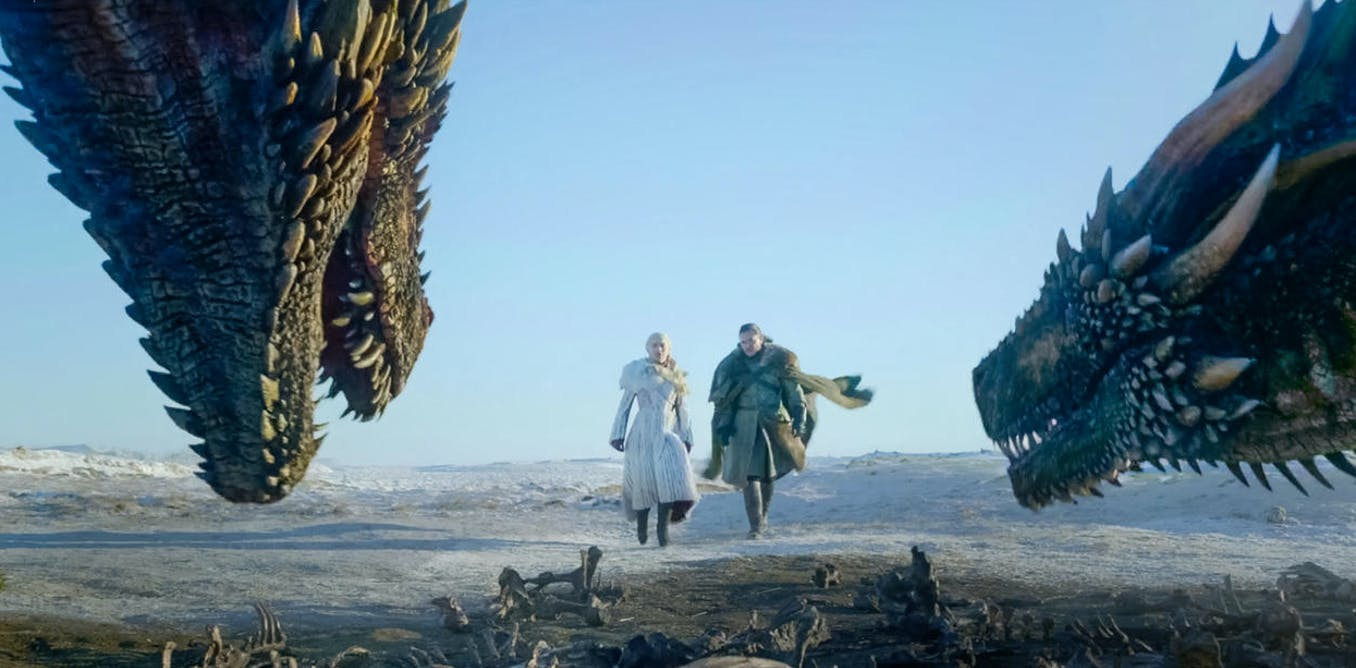 Podcast: le phénomène Game of Thrones