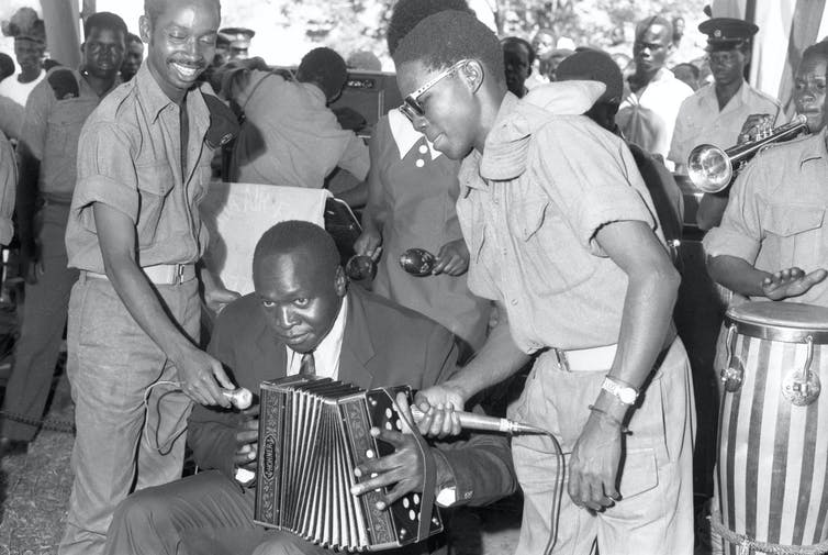 Thousands of recently discovered photographs document life in Uganda during Idi Amin's reign