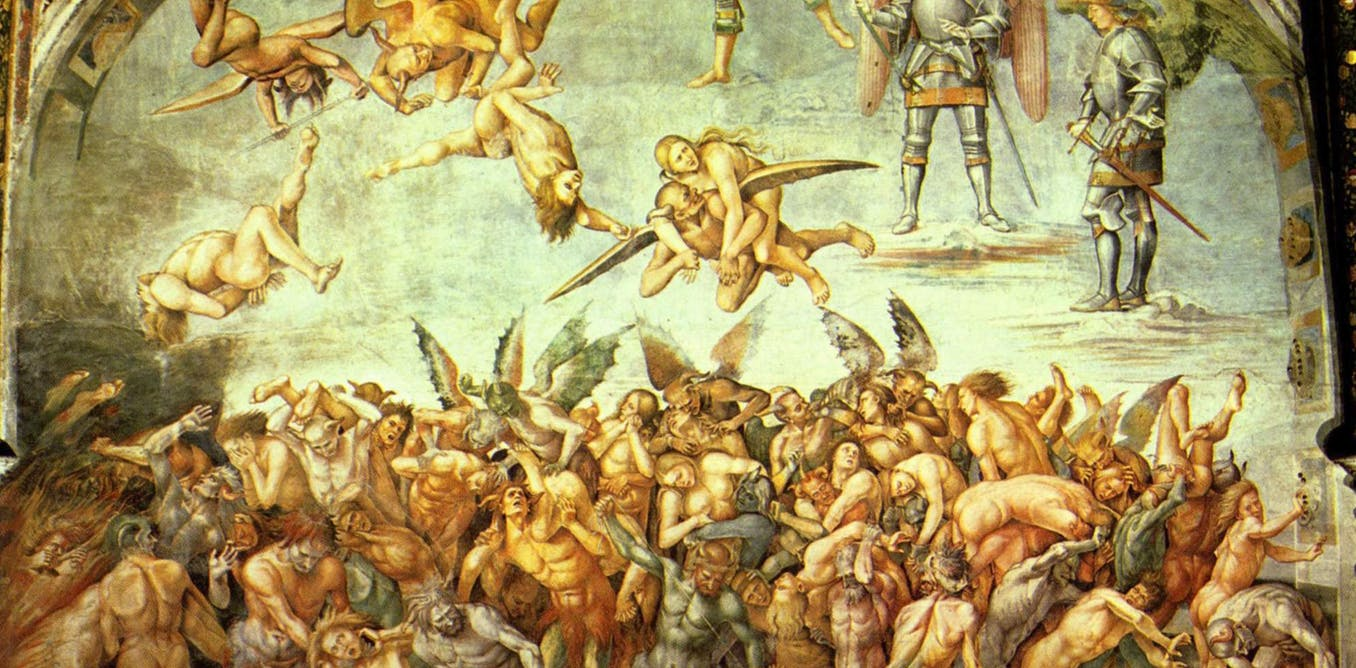 5 things to know about the traditional Christian doctrine of hell