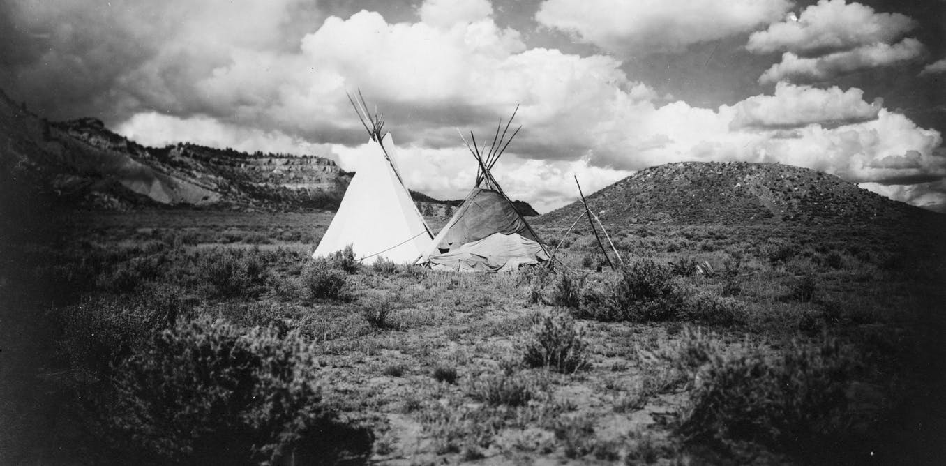 I've started acknowledging the people who lived on this land first – and you should too