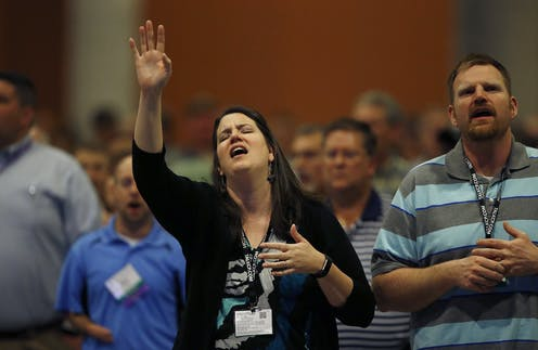 Should Southern Baptist women be preachers? A centuries old