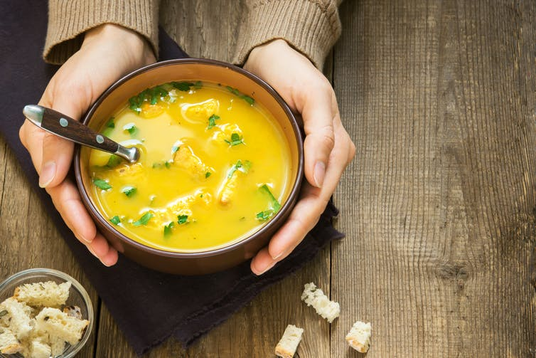 Health Check: why do we crave comfort food in winter?