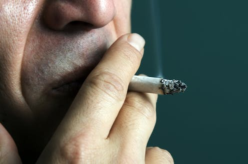 Smoking at record low in Australia, but the grim harvest of