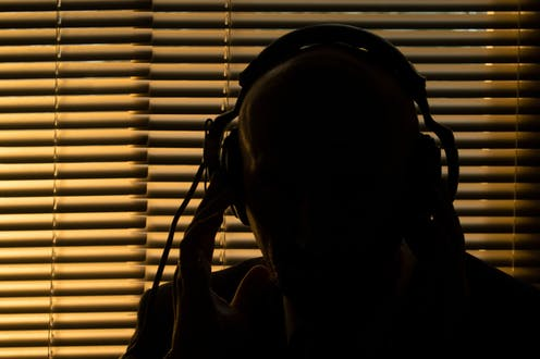 can a criminal suspect be identified just by the sound of his voice?