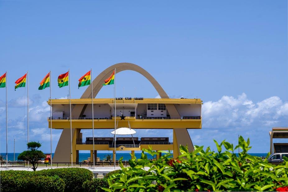 Ghana Ghana: History,