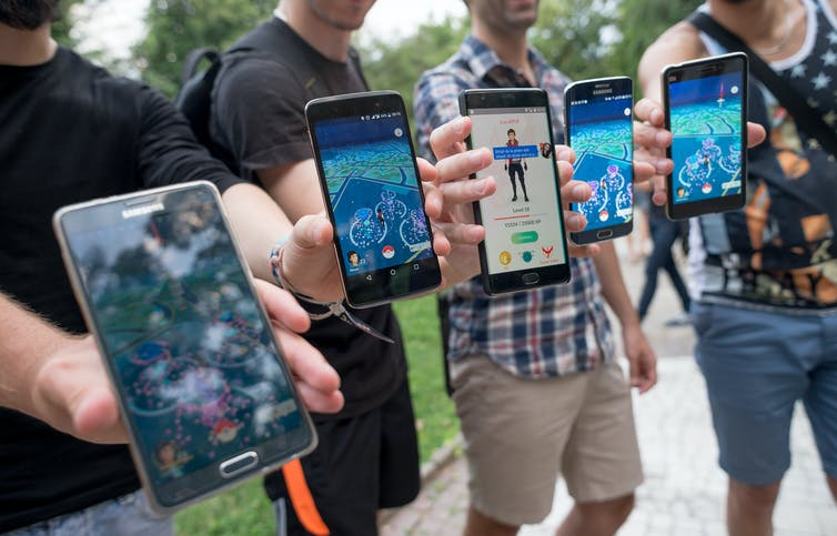 Meet Sofia: a 67-year-old widow who uses Pokémon Go to reconnect with her city