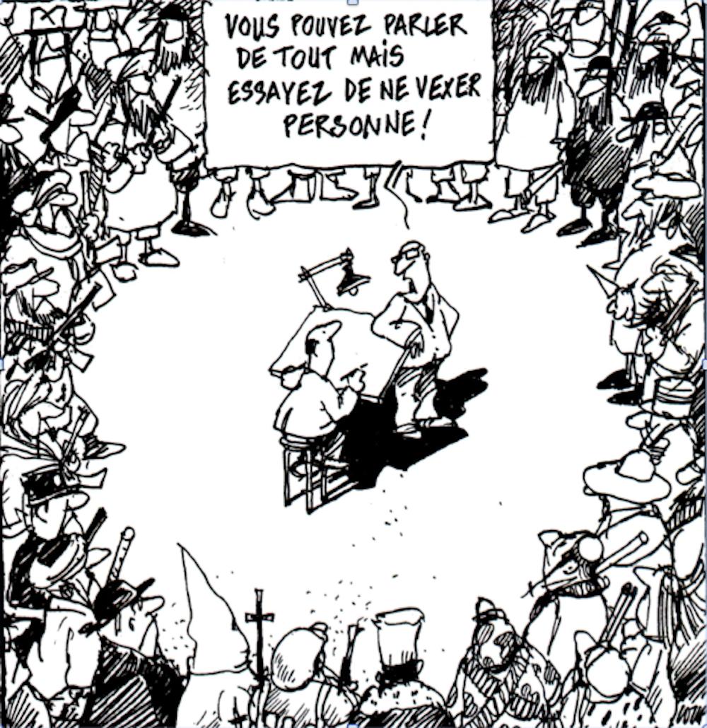 Les Ambiguïtés Du Dessin De Presse Une Liberté à Défendre