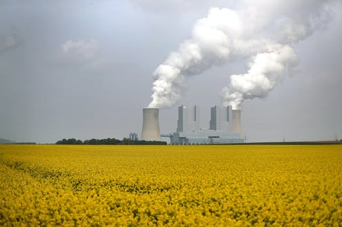 Retire all existing and planned fossil fuel power plants to