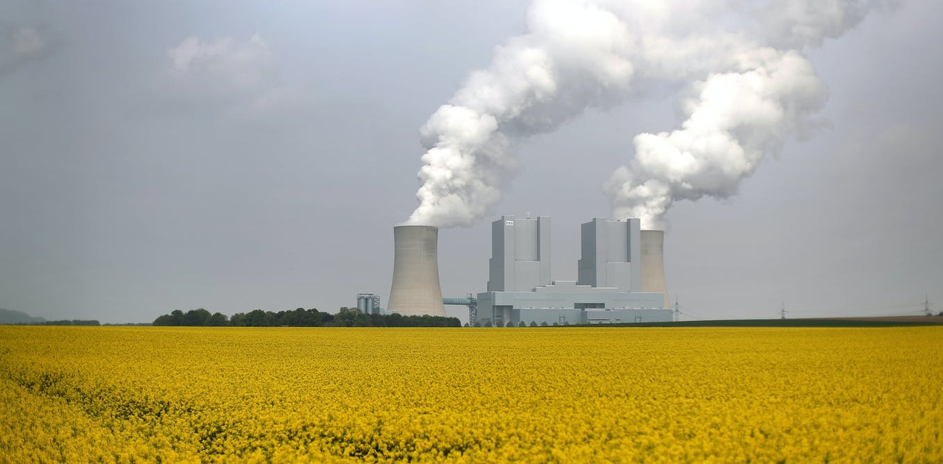 Retire all existing and planned fossil fuel power plants to limit warming to 1.5°C