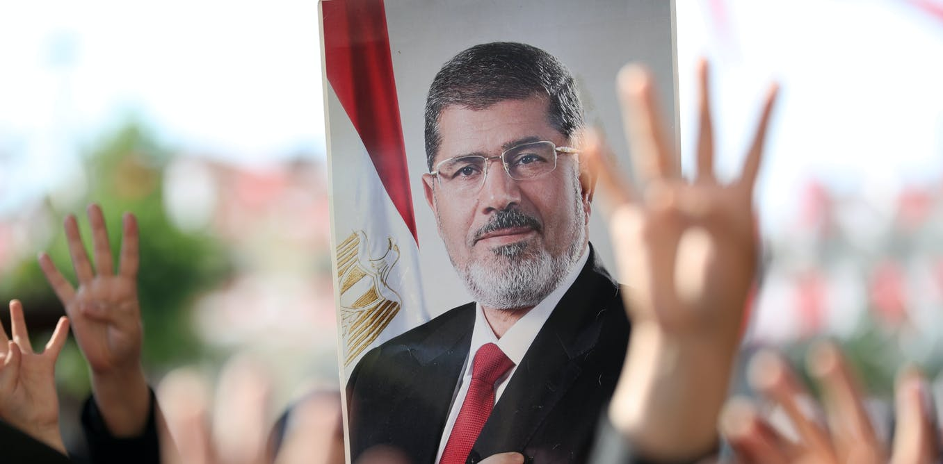Where next for Egypt's Muslim Brotherhood after death of Mohamed Morsi