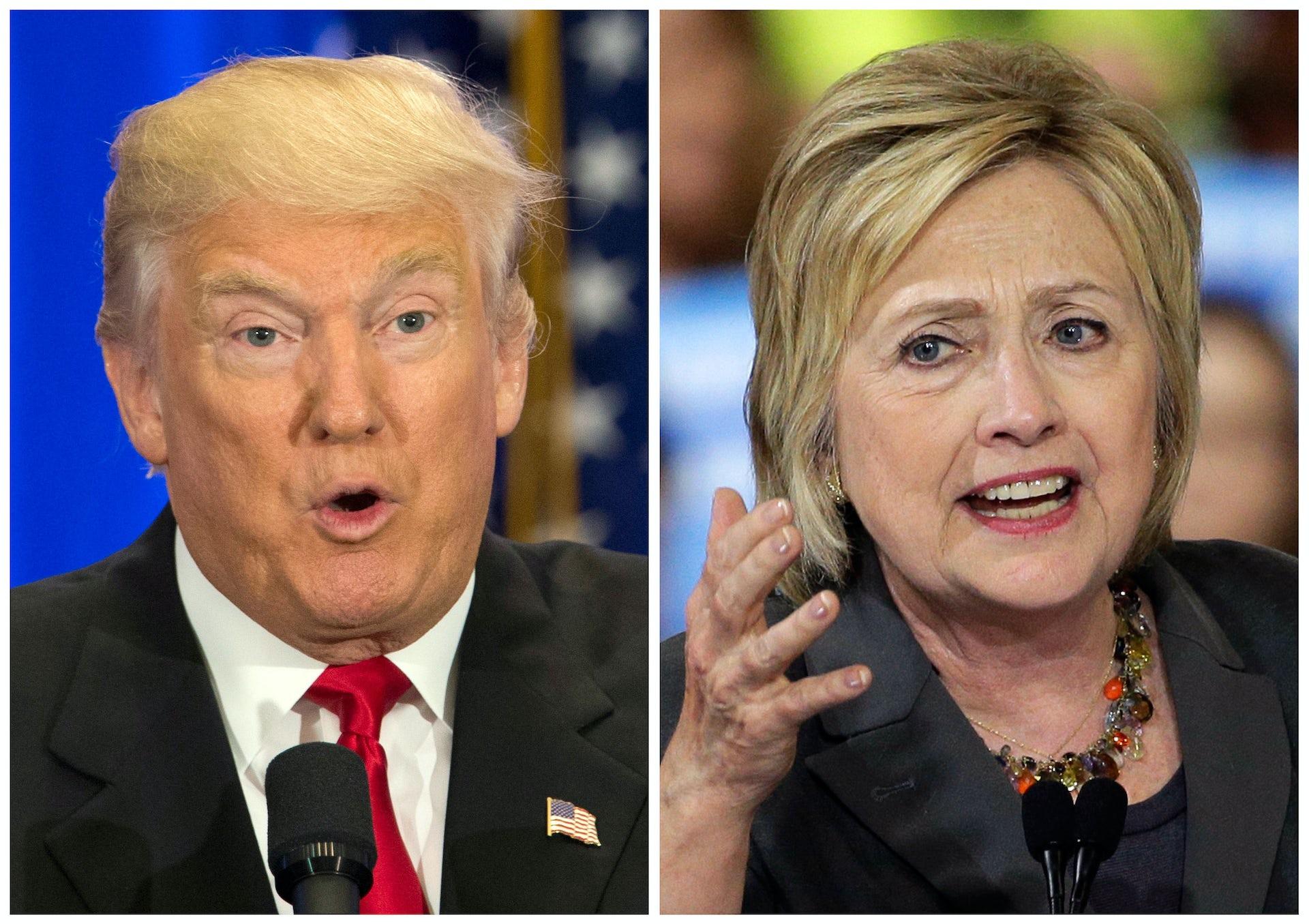 Russian Twitter Propaganda Predicted 2016 U.S. Election Polls