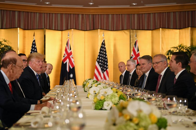 At the G20, a focus on sideshow diplomacy and photo opps, with limited material gains