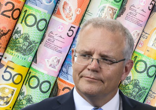 Morrison 'very confident' of winning support for tax passage, as he looks to crossbench