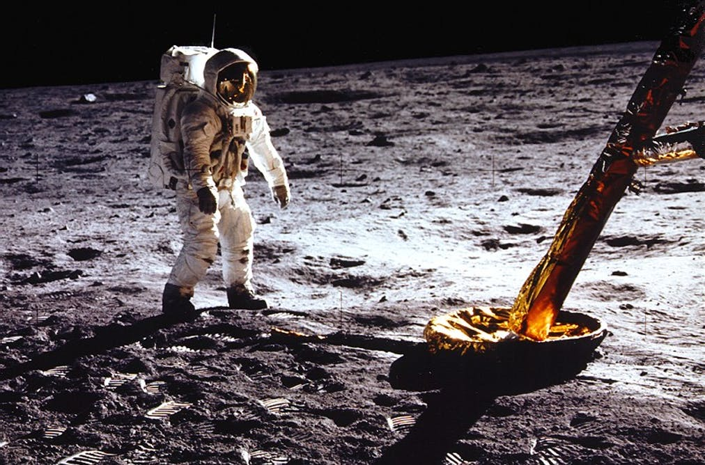 How moon landing conspiracy theories began and why they