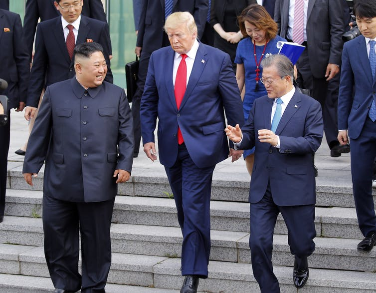 Trump and Kim are talking (again). But the leaders have yet to find real common ground
