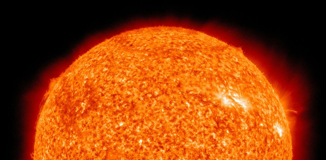 Curious Kids: does the Sun spin as well as the planets?