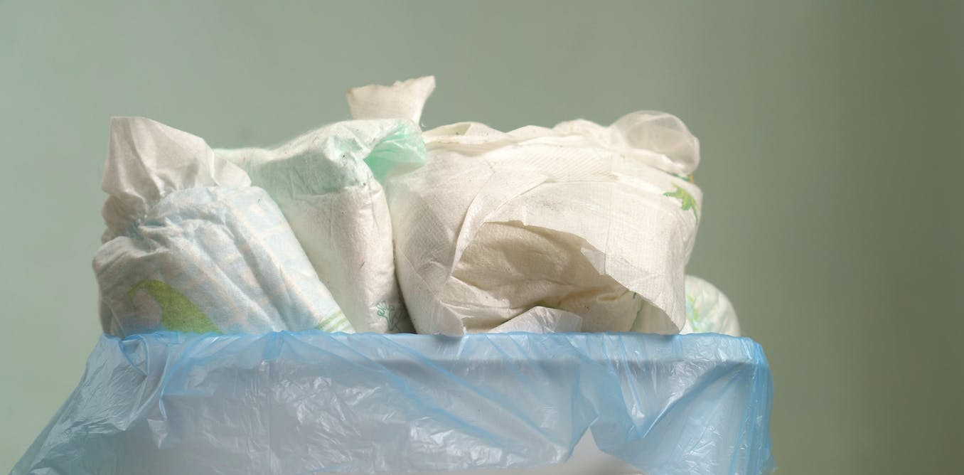 What other countries can teach us about ditching disposable nappies