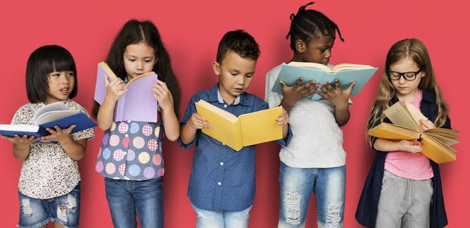 Children's books – News, Research and Analysis – The