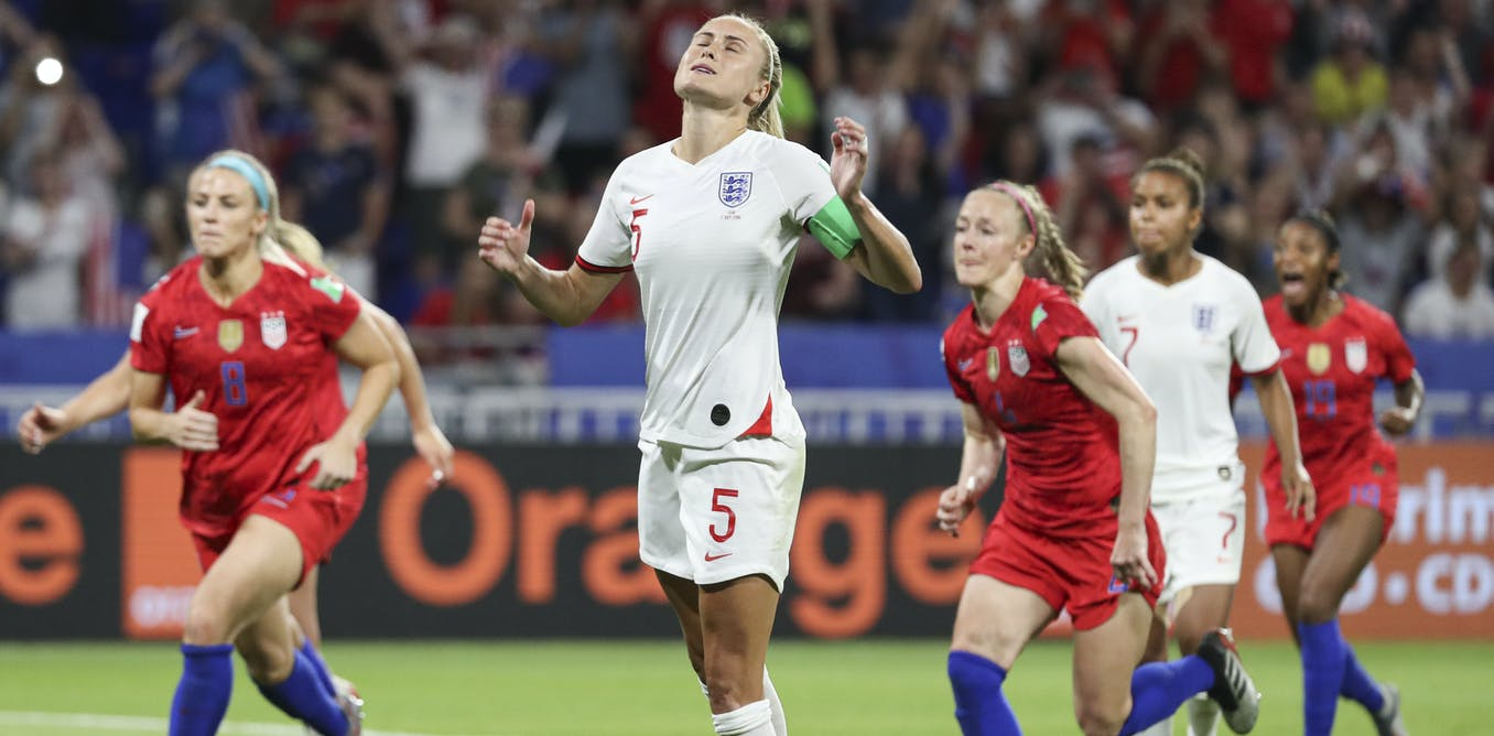Women's World Cup: choking under pressure is common – here's how to avoid it