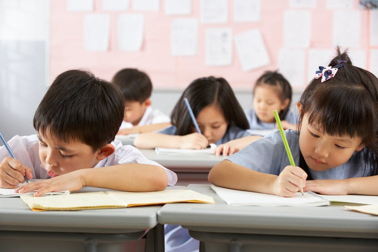 China crisis? Hardly - it doesn't matter most Aussie kids don't speak fluent Mandarin