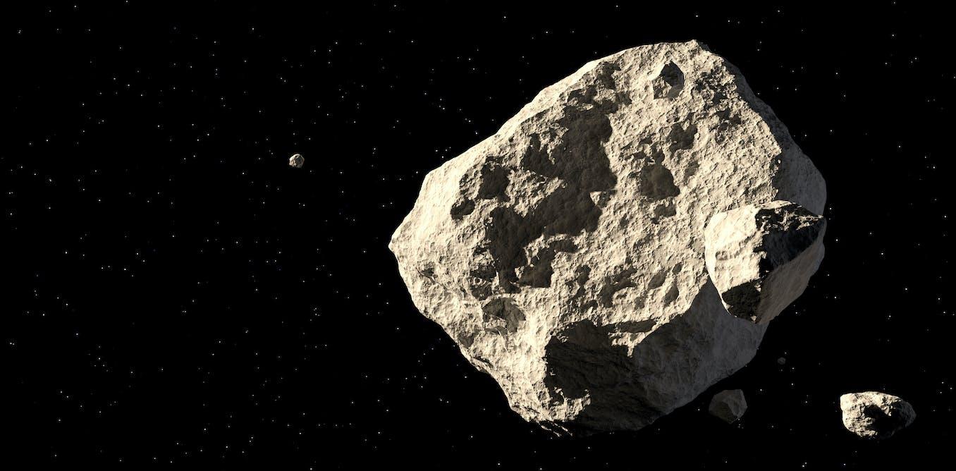 Five reasons future space travel should explore asteroids