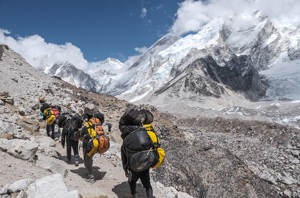 Everest tourism is causing a mountain of problems