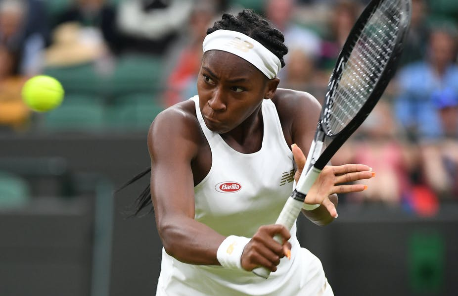 Cori Gauff: the support network behind 15-year-old who beat Venus ...