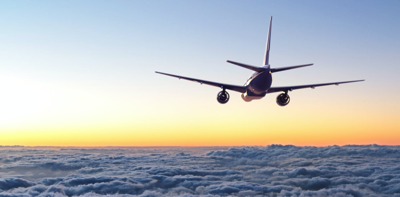 University sector must tackle air travel emissions