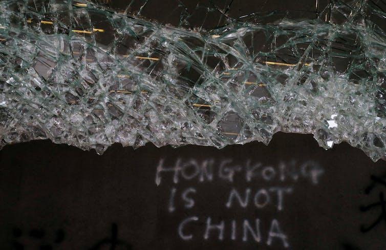 Hong Kong protests continue as China asserts more control