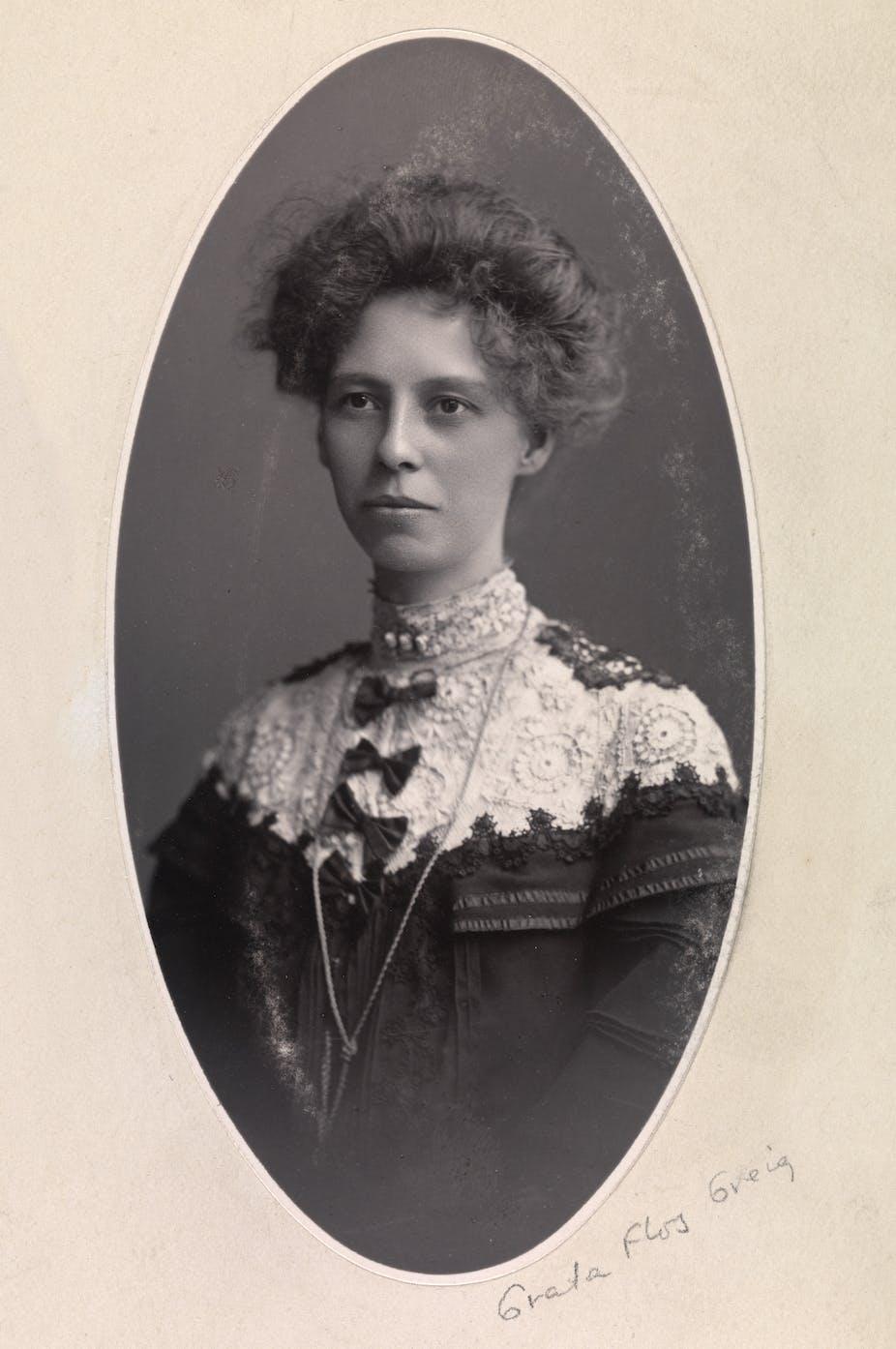 Hidden women of history: Flos Greig, Australia's first female ...