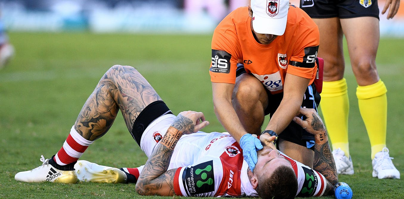 Is the National Rugby League legally liable for the long-term impacts of concussions?