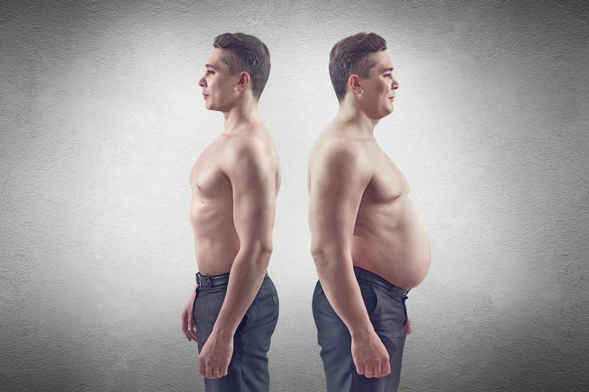por que hay gente que come mucho y no engorda