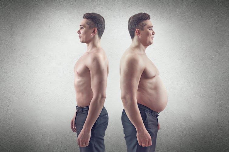Por qué engordamos