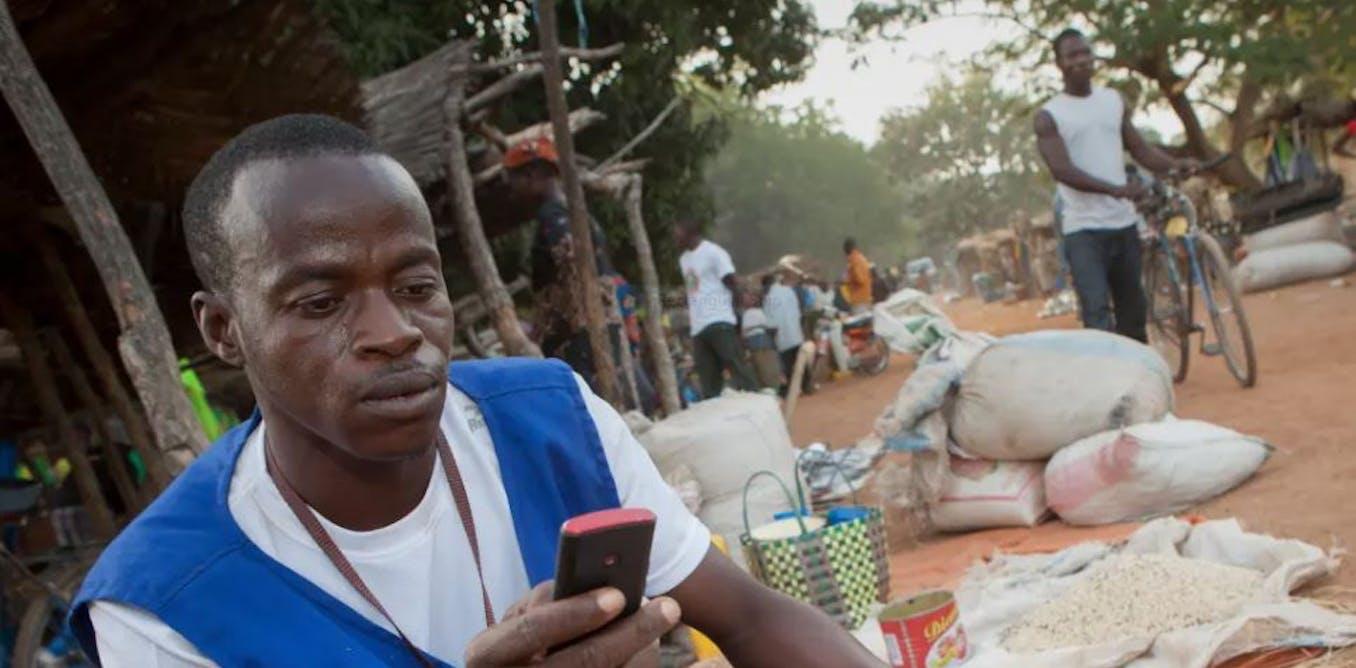 How digital technologies can help Africa's smallholder farmers